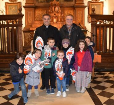 Precetto pasquale Fondazione San Giovanni Battista Ragusa