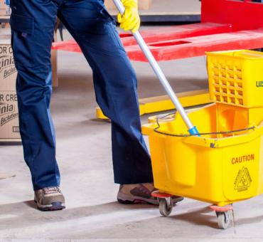 servizio pulizia e sanificazione
